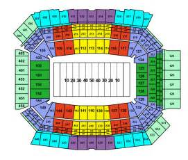 stadium seat map atlanta braves stadium seating chart images