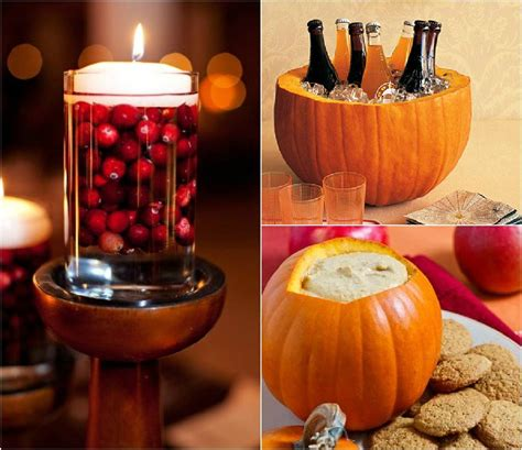 thanksgiving decorations 18 ways to decorate your pretty thanksgiving table