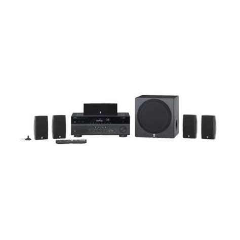 review yamaha 5 1 channel 675w 3d powerful
