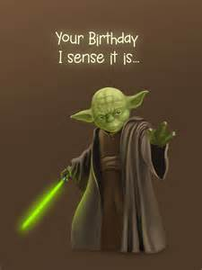 yoda free birthday cards