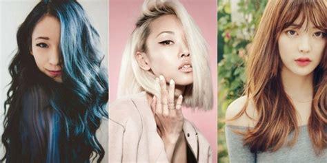 cara membuat warna rambut coklat alami 6 warna rambut yang cocok cantik untuk wanita asia