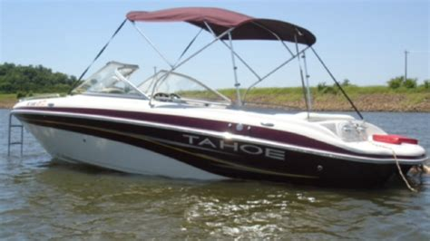 Tahoe Deck Boat For Sale Craigslist by Tahoe New And Used Boats For Sale