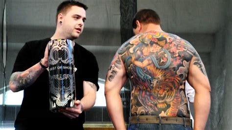 tattoo convention prague 13th international tattoo convention prague youtube