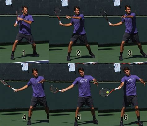 forehand tennis swing section 01 the forehand racquet drop explained ftp