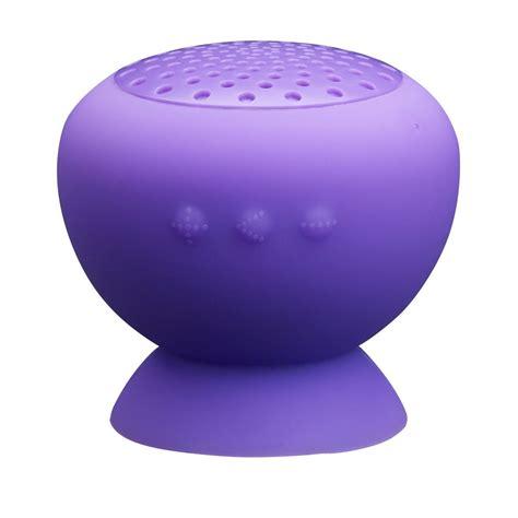 Taffware Bluetooth Shower Speaker Mb2 taffware bluetooth shower speaker mb2 purple jakartanotebook