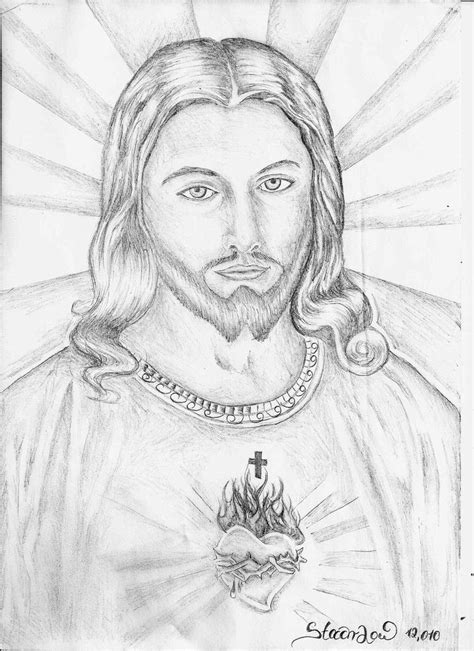 painting free draw jesus pencil drawings jesus drawing free clip