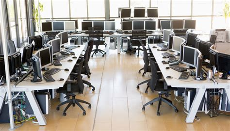 Open Plan Office Desks Traditional Recruitment Fails To Deliver Devops Accelerate Qa