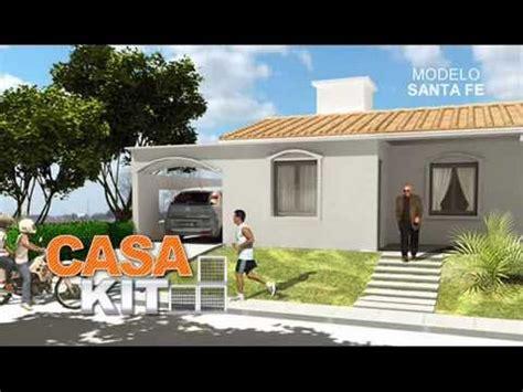 kit in casa casa kit modelos 2 y 3 dormitorios