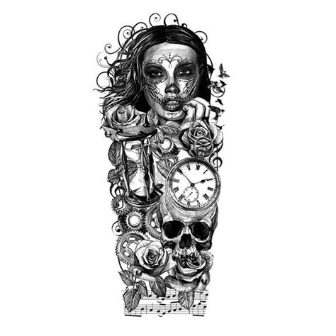 collection of 25 sleeve tattoo ideas