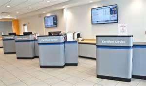 service advisor desks crest auto dealership furniture