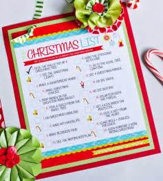 christmas list printable search results calendar 2015