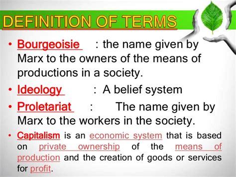 dominant ideology thesis adalah marx dominant ideology thesis