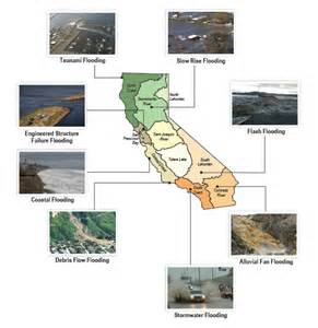 california flood zone map statewide flood management planning program