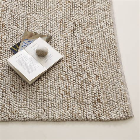 Pebble Rug West Elm neutral but not boring west elm area rugs driven by decor