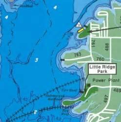 lake lavon fishing map