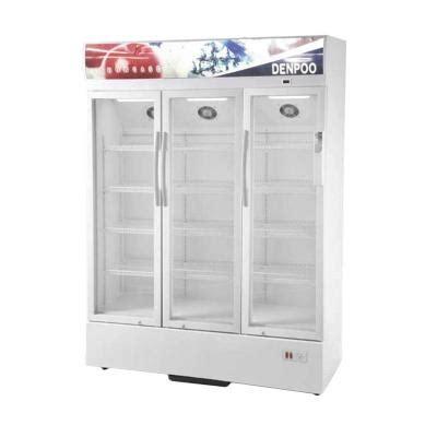 Lemari Es Showcase denpoo daftar harga lemari es termurah dan terbaru