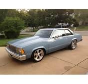 1980 Chevy Malibu G Body A True Survivor For Sale Photos Technical