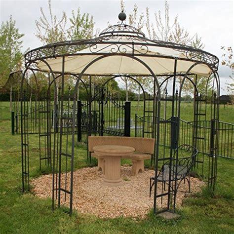metall pavillon kaufen gartenpavillons aus eisen mein gartenpavillon