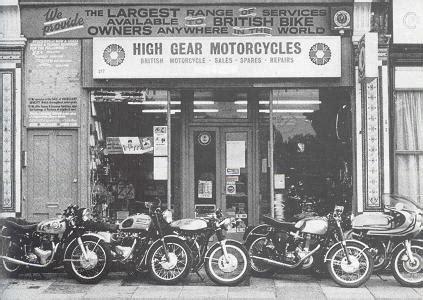 Motorrad Größeres Ritzel by Ton Up Boys Los Chicos De La Velocidad Super7moto