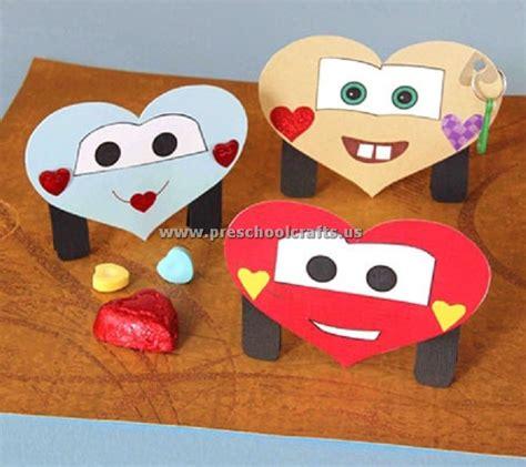 valentines projects for kindergarten crafts preschool preschool crafts