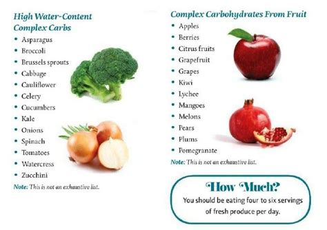 carbohydrates i fruit healthy carbs veggies and fruits healthy and holistic