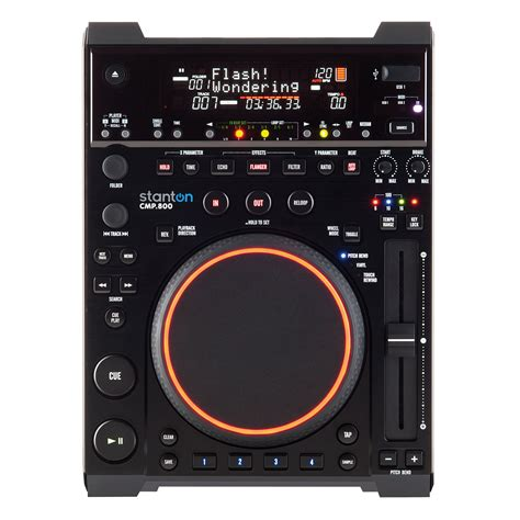 Dj Player stanton cmp 800 171 dj cd player