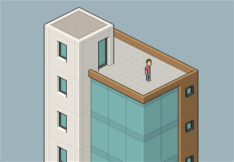 house template for adobe illustrator create an isometric pixel art office building in adobe