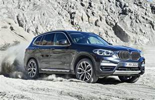 Bmw X 3 2018 Bmw X3 Officially Revealed M40i Confirmed