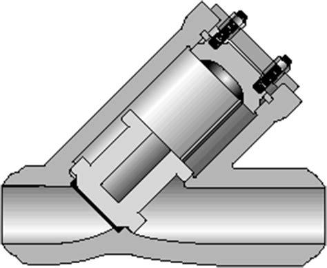 y pattern swing check valve pressure seal globe check valves valve knowledge
