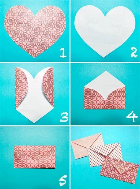 Handmade Envelopes Template - envelope