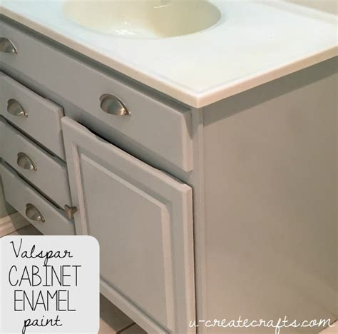 Valspar Bathroom Paint Colors by Valspar Cabinet Enamel Paint U Create