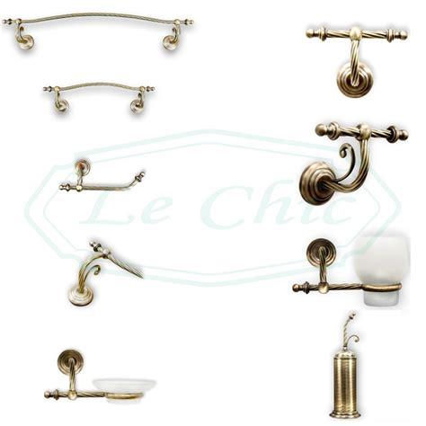 accessori bagno in ottone accessori bagno 8 pezzi accessori oro cromo bronzo