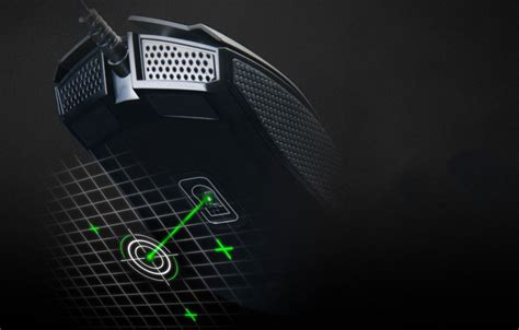 Mouse Gaming Razer Abyssus razer abyssus v2 optical gaming mouse