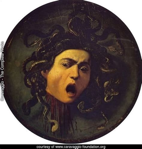 caravaggio the complete works 97 caravaggio the complete works medusa painted on a