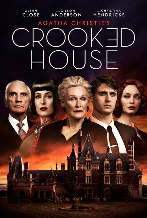 house movie crooked house movie poster teaser trailer