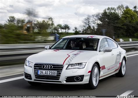 Future Audi by A Look Into The Future Audi Customers Experience Piloted