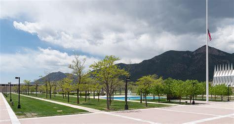 The Landscape Architecture Legacy of Dan Kiley | The ... Usafa