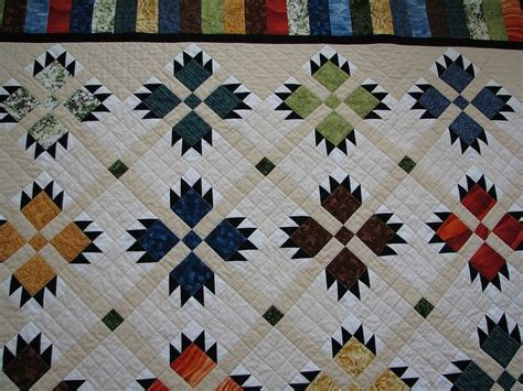 Paw Quilt Ideas by S Paw With Sashing Set On Point Gotta Make