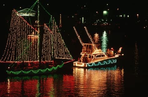 electric boat parade christmas in annapolis 2017 calendar of holiday events
