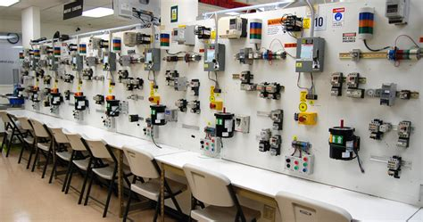 electrical circuit lab electric motors lab scit southern california institute