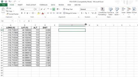 import xy coordinates  excel  autocad youtube