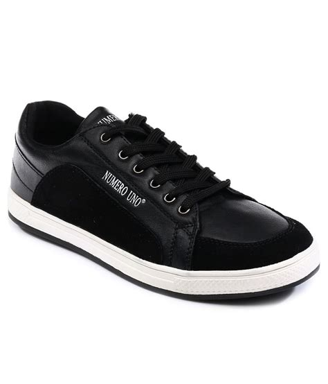 black casual shoes for buy numero uno black casual shoes for snapdeal