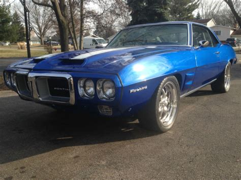 old gas ls for sale 1969 turbo ls pontiac firebird ram air fuel injected