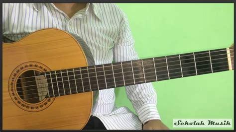 tutorial gitar lagu dekat di hati how to play you re gonna live forever in me john mayer