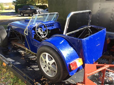 lotus seven kit car lotus seven kit car not an original