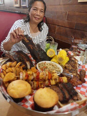 Famous Dave S Gift Card - feast at famous daves picture of famous dave s bbq abu dhabi tripadvisor