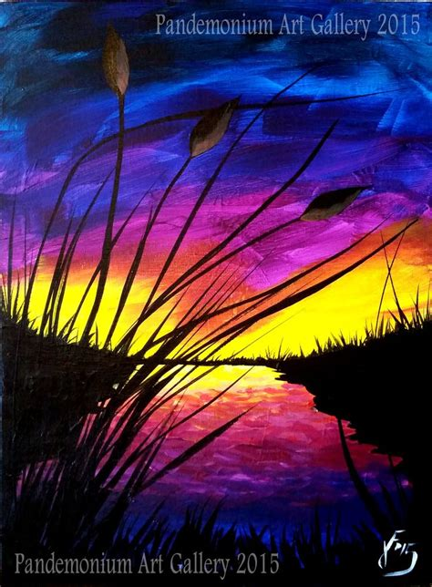 acrylic painting canvas tutorial in this i ll be showing you how to paint a simple