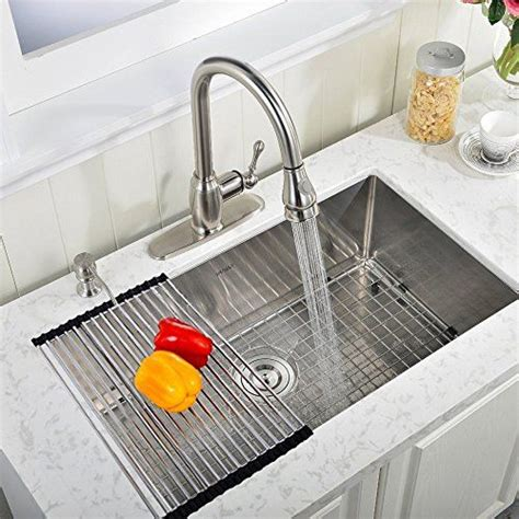 Kitchen Drying Rack For Sink 1000 Ideas About Undermount Kitchen Sink On Kitchen Sink Sizes Kitchen Sinks And