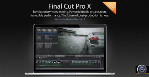 final cut pro upgrade major update to apple s final cut pro x version 10 1 out now