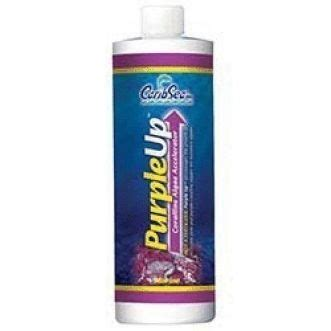 Purple Up 16 Oz 473ml zee aquarium pompen eiwitafschuimers koelers verwarming